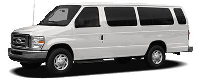 Fourgonnette 15 passagers (permis classe 4B)