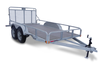 Open 6' or 6.5' x 12' trailer